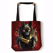 Anubis Soldier Tote Bag
