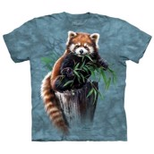 Bamboo Red Panda t-shirt