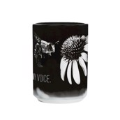 Bee My Voice Ceramic mug