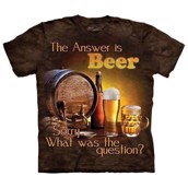 Beer Outdoor t-shirt