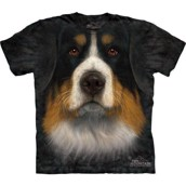 Bernese Mountain Dog t-shirt, Adult Large