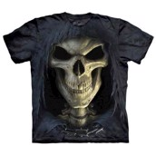 Big Face Death t-shirt