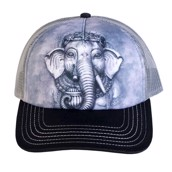 Big Face Ganesh Trucker Cap