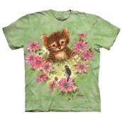 Curious Little Kitten t-shirt