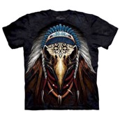 Eagle Spirit Chief t-shirt