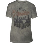 Explore More Mens Triblend Tee