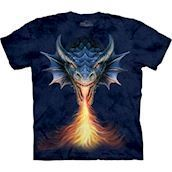 Fire Breather Dragon t-shirt
