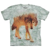 Forest Wolf t-shirt