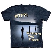 Freshwater WTF?! t-shirt