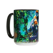 Gorilla Jungle Ceramic mug