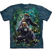 Gorilla Jungle t-shirt
