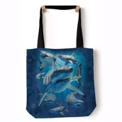 Great Whites Tote Bag
