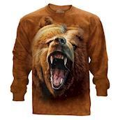 Grizzly Growl long sleeve