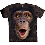 Happy Chimp t-shirt