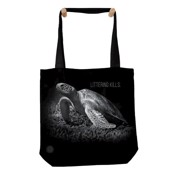Littering Kills Tote Bag
