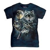 Moon Wolves ladies t-shirt