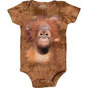Orangutan Hanging Bodystocking