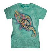 Russo Turtle ladies t-shirt
