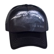 Save the Whales Trucker Cap