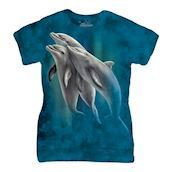 Three Dolfins ladies t-shirt