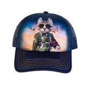 Tom Cat Trucker Cap