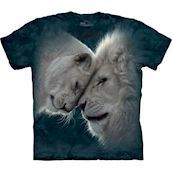 White Lion Love t-shirt