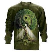Yin Yang Tree long sleeve